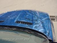 аэрография на BMW X5
