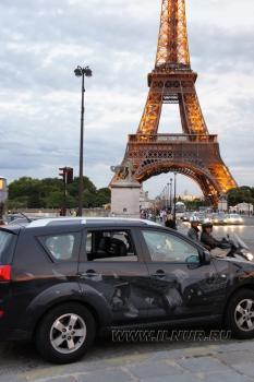 аэрография в Париже