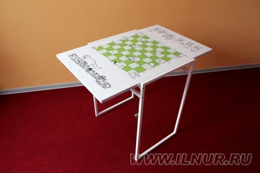 Винилография: Кот Саймона на компьютерном столике. 2013 г.