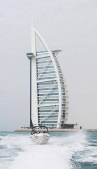 аэрография в Дубай, ОАЭ