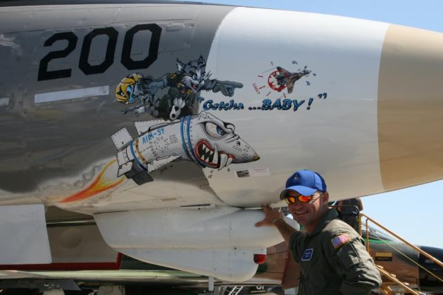 рисунок на самолете