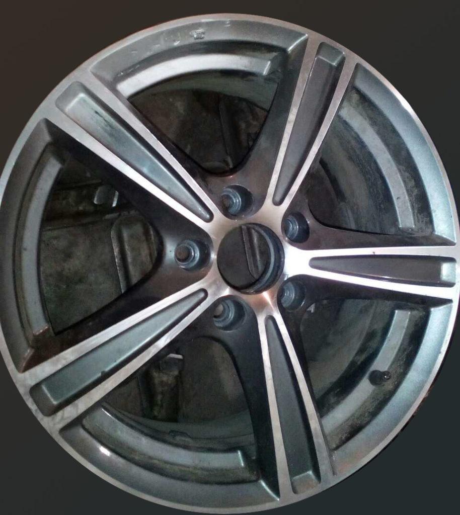 правка и ремонт колесных дисков
